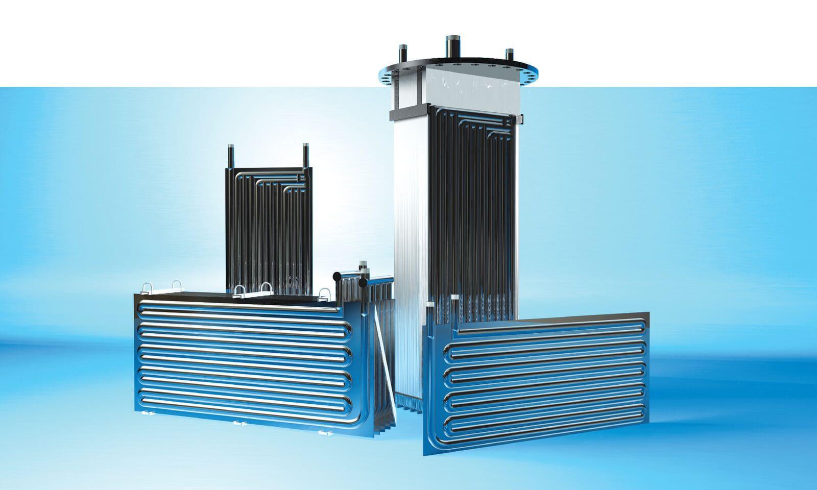 Plate Coil 1 - Теплообменники Tranter (Трантер)