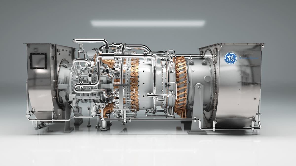 cogeneration 1 - GE Nuovo Pignone (Нуово Пиньоне) компрессоры, турбины