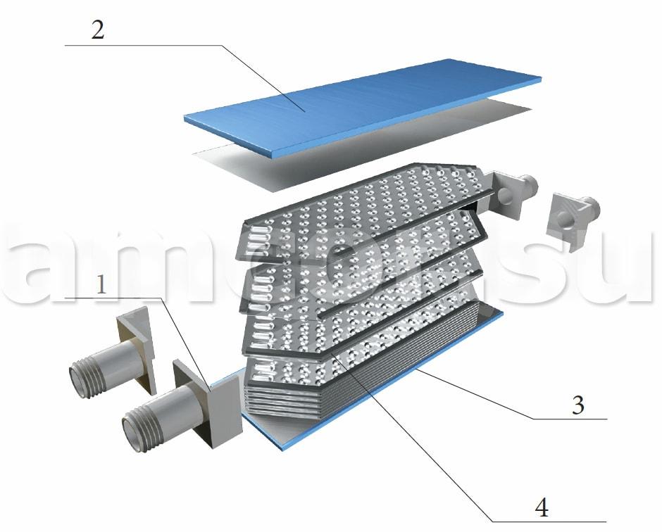 maxchanger design 1 1 - Теплообменники Tranter (Трантер)
