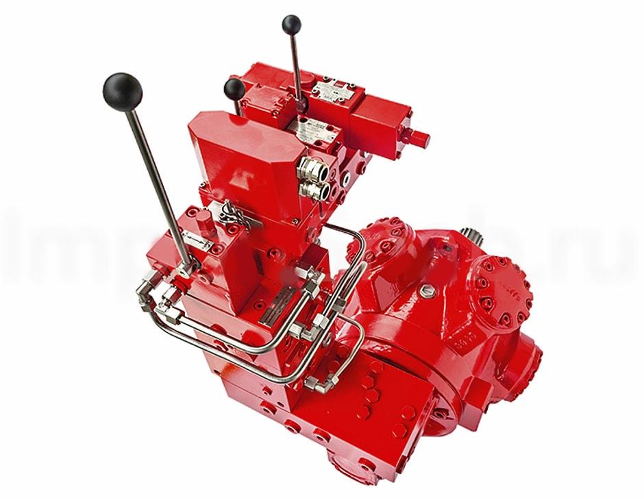 motor 1 - Servi Group гидравлическое оборудование
