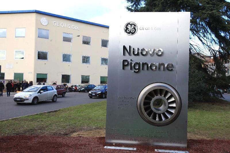 news7773 b - GE Nuovo Pignone (Нуово Пиньоне) компрессоры, турбины
