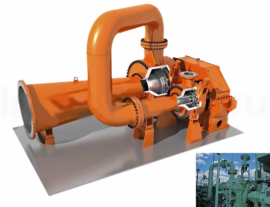 rotoflow generator 1 - Rotoflow