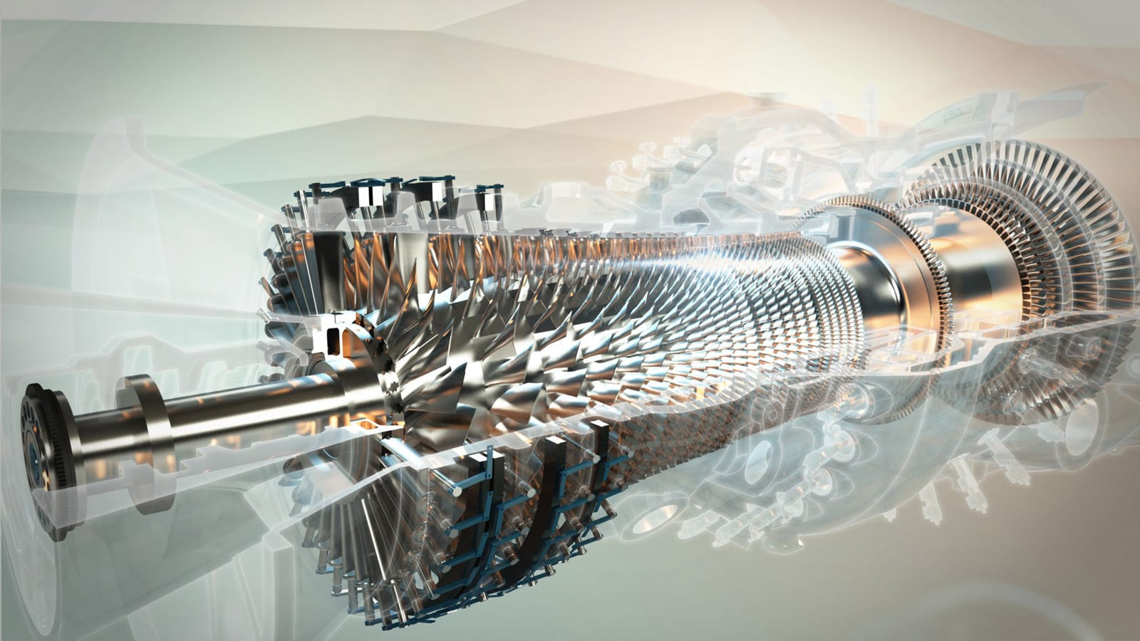 turbina - GE Nuovo Pignone (Нуово Пиньоне) компрессоры, турбины