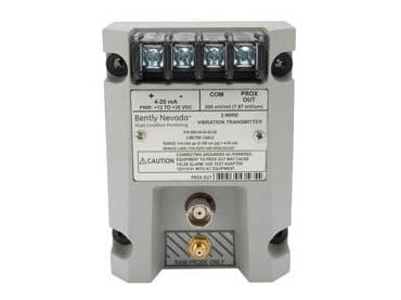 sensors probes transducers vibration thrust transmitters 990 vibration transmitter - Bently Nevada системы мониторинга
