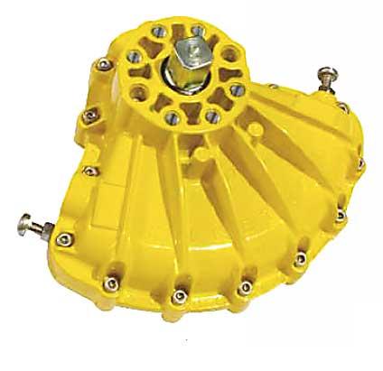 Kinetrol Actuator Model 07 King Mechanical - Kinetrol (Кинетрол) приводы, поворотные амортизаторы