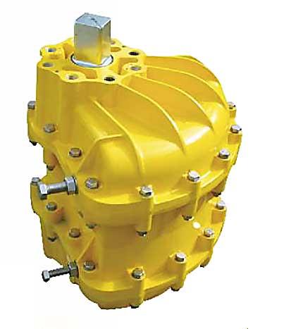 Kinetrol Actuator Model 20 King Mechanical - Kinetrol (Кинетрол) приводы, поворотные амортизаторы