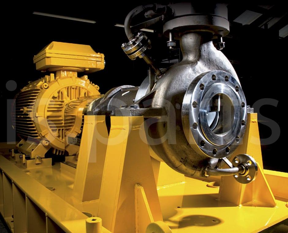Преимущества конструкции насосов Sundyne HMD Kontro