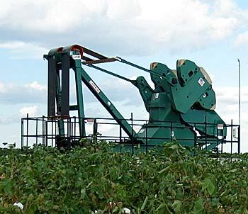 low profile pumping unit crop350 - Lufkin Industries редукторы, контроллеры