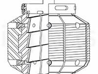 Сегментные внутренние труболовки с грейфером