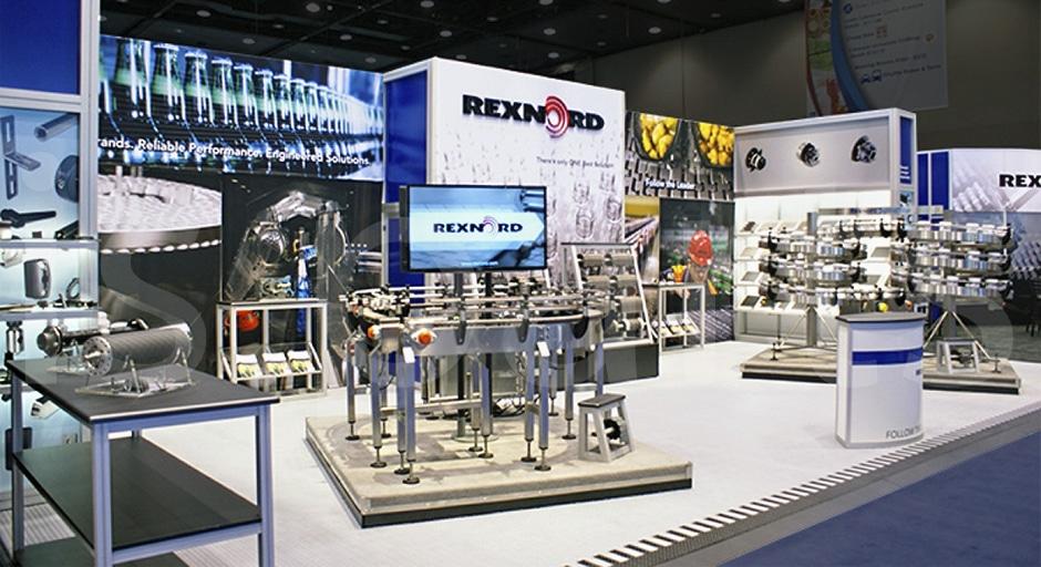 Промышленное оборудование и компоненты Rexnord