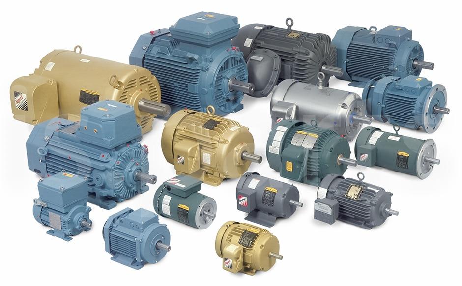 Электрические двигатели Baldor