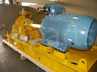 Насос герметичный с магнитной муфтой HMD Kontro GSP 6х4х13 Е-А17SS