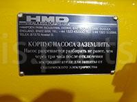Насос HMD Kontro GSP. Заводская табличка