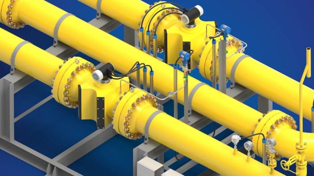 Gas metering system 1024x576 - Petrogas решения для подготовки газа и жидкого топлива