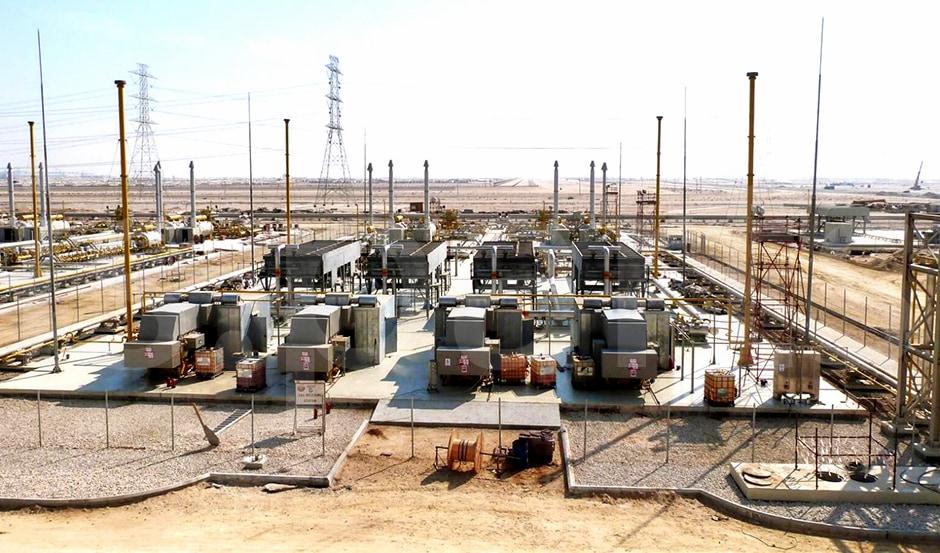 booster 1 - Petrogas решения для подготовки газа и жидкого топлива