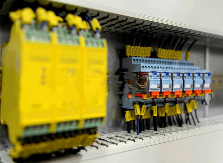 control panel 1 - Petrogas решения для подготовки газа и жидкого топлива