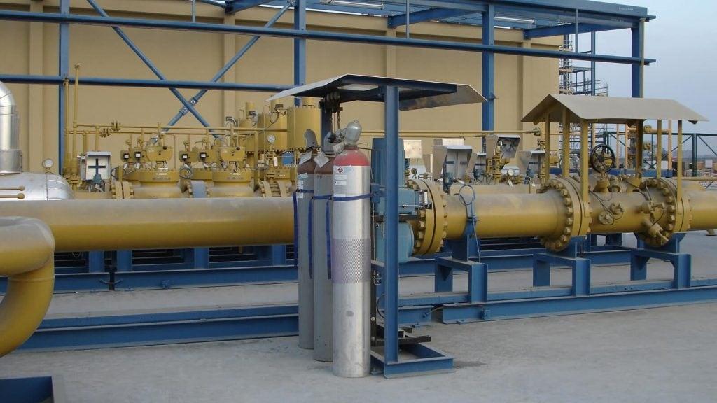 fuel gas analyzing system 1024x576 - Petrogas решения для подготовки газа и жидкого топлива