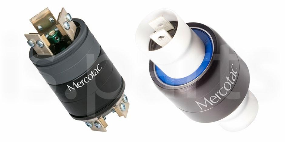 Вращающиеся электрические соединители Mercotac