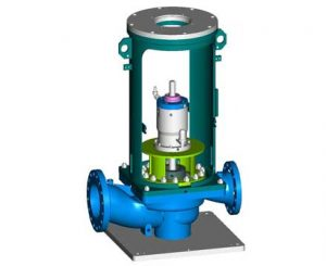 Gabbioneta DSIL OH3 type API 610 Centrifugal Pump 300x245 - Gabbioneta насосы