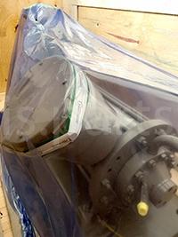 Отгрузка насоса Hermetic-Pumpen CNF 100-315