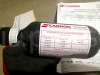 Стандарт вязкости Cannon N25B 500мл