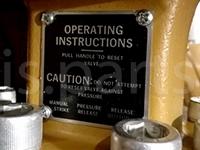 Клапан Oteco 131382. Инструкция