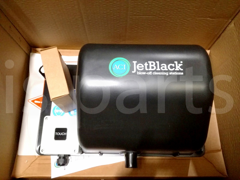 Поставка станций очистки Vebotech JetBlack