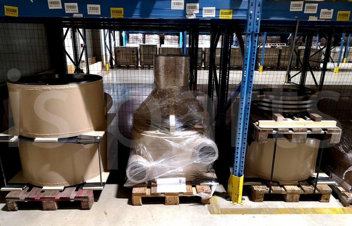 Поставка запчастей для смесительной установки EPM