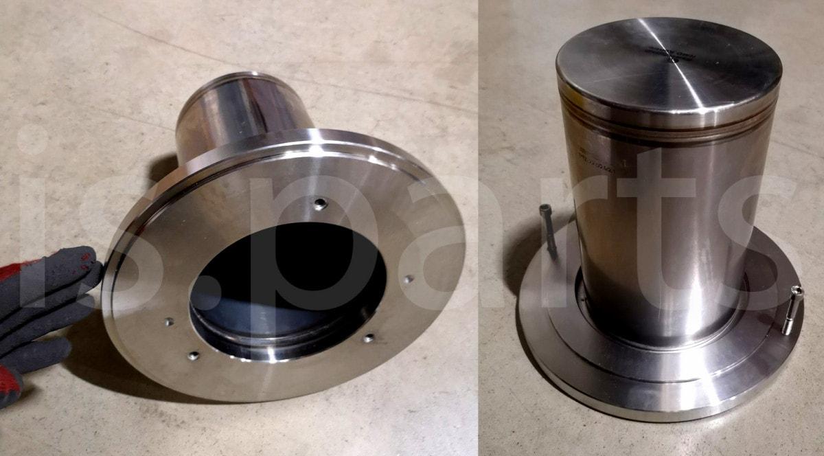 Поставка компонентов насоса HMD Kontro