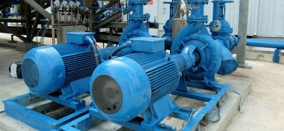 1 - Поставка компрессора и масляного насоса для компрессора