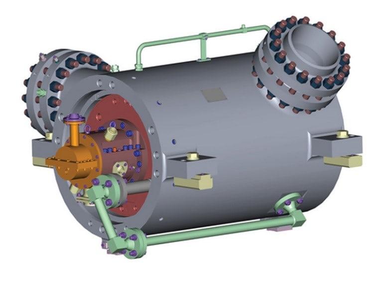 3 - Поставка компрессора и масляного насоса для компрессора