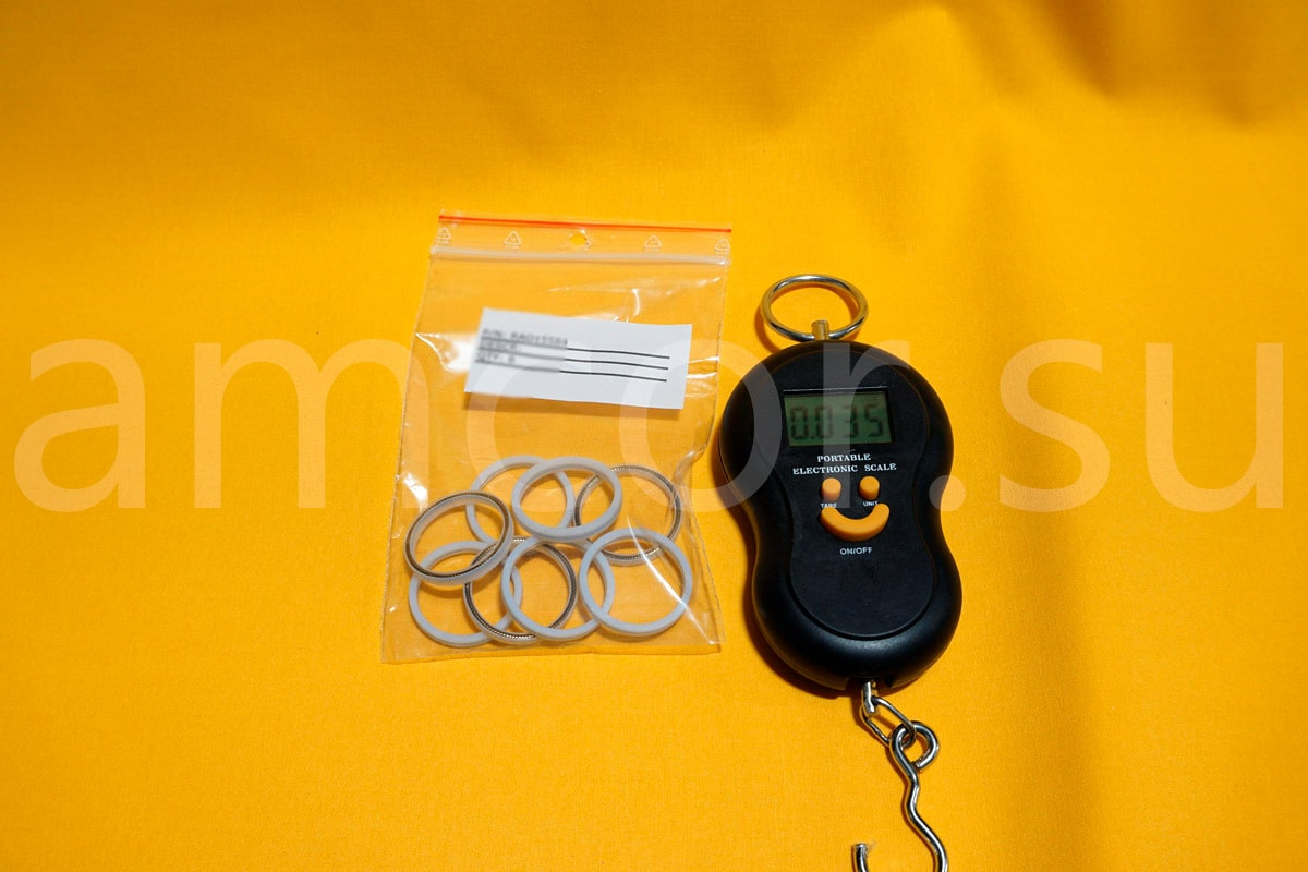 MGR3306111 Seal Ring Кольцо RAO16583 GE Oil&Gas