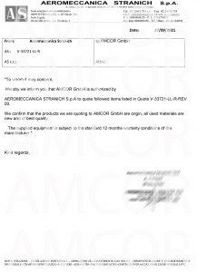 V 33721 letter Aeromeccanica 217x300 - Aeromeccanica Stranich