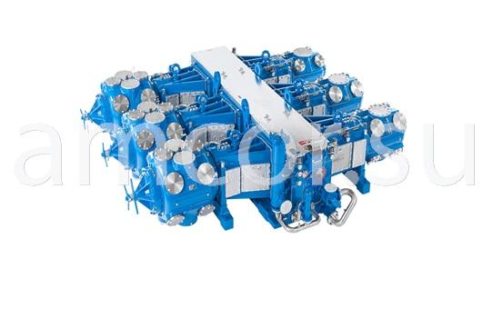 Заказать поставку и сервис оппозитных компрессоров в России и СНГ от официального производителя.