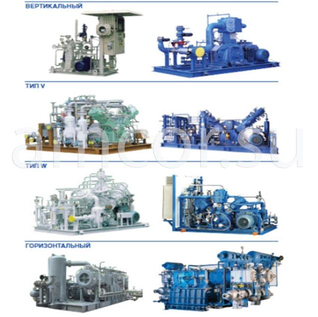 Заказать поставку и сервис горизонтальных и вертикальных компрессоров в России и СНГ от официального производителя.