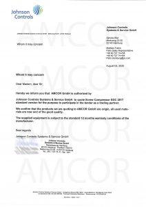 authorization %D0%93%D0%9E%D0%A2 212x300 - Johnson Controls