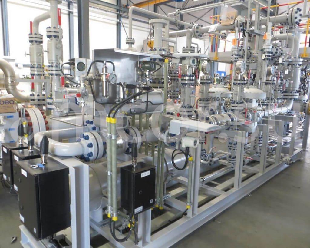 Adgas Cegelec guel gas conditioning 2 1024x819 - AMCOR авторизована на поставку фильтроэлементов P-DLS-MT 90/150/1100