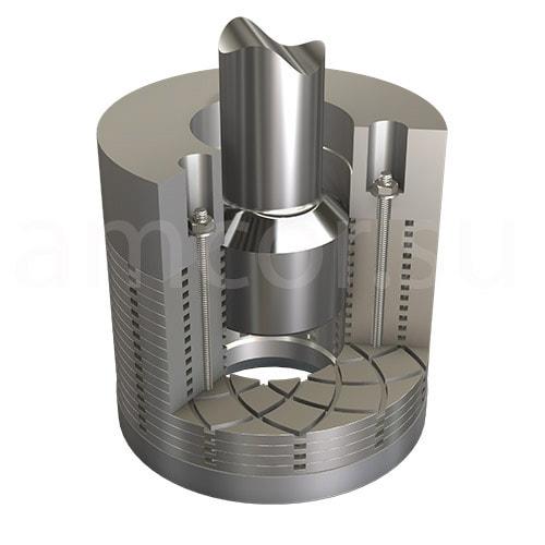 Flowserve Valtek Anti CavitationControlValves DiamondBack 1 - Argus