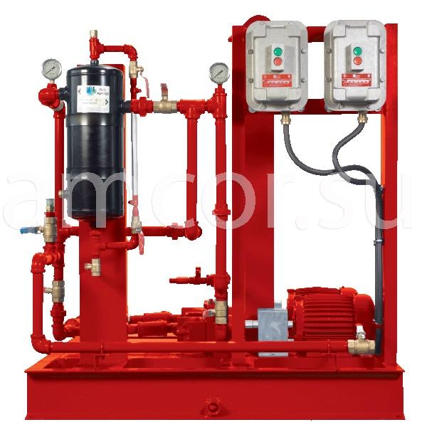 Система фильтрации топлива MAX2000