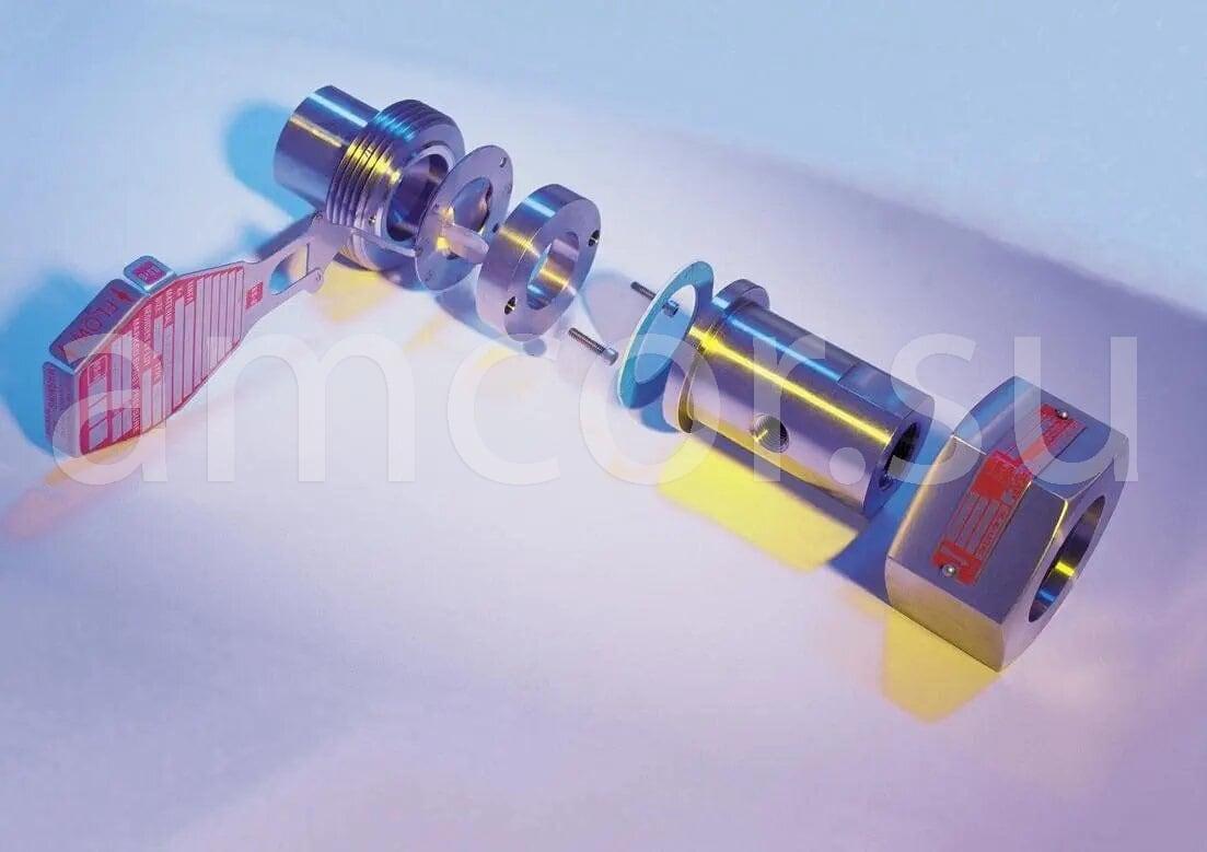 Инвертированные разрывные мембраны серии SKR-U