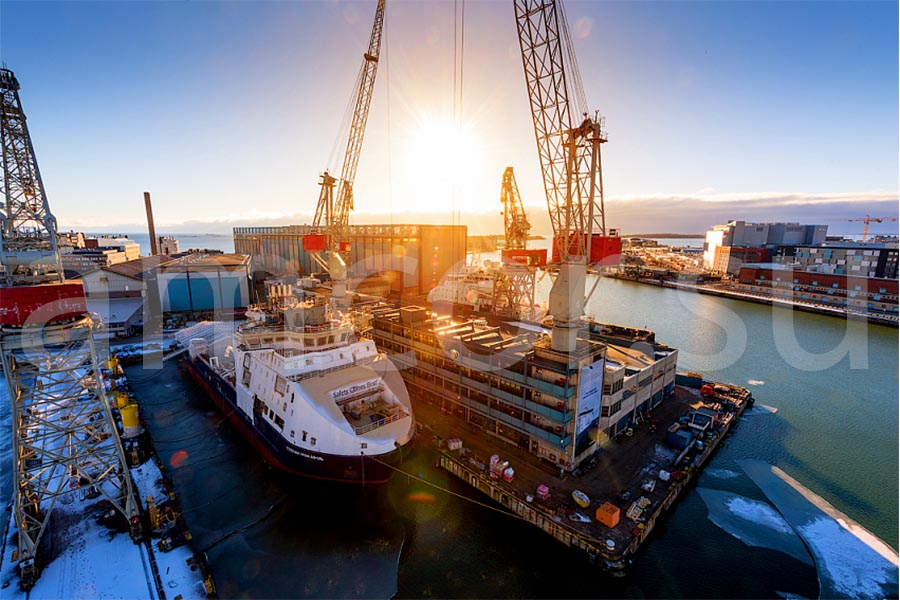 Leistritz: насосные системы и винтовые насосы для судостроения