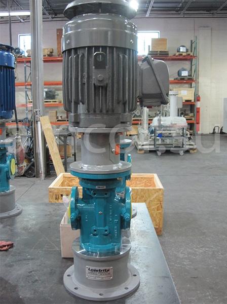 5 1 - Leistritz: насосные системы и винтовые насосы для судостроения