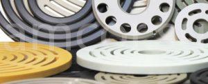 Thermoplastic valve plates 300x122 - Запчасти для клапанов компрессора