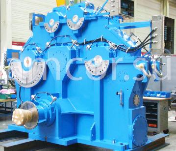 Заказать сервис и поставку редукторов Voith Turbo BHS в России и СНГ от официального производителя.