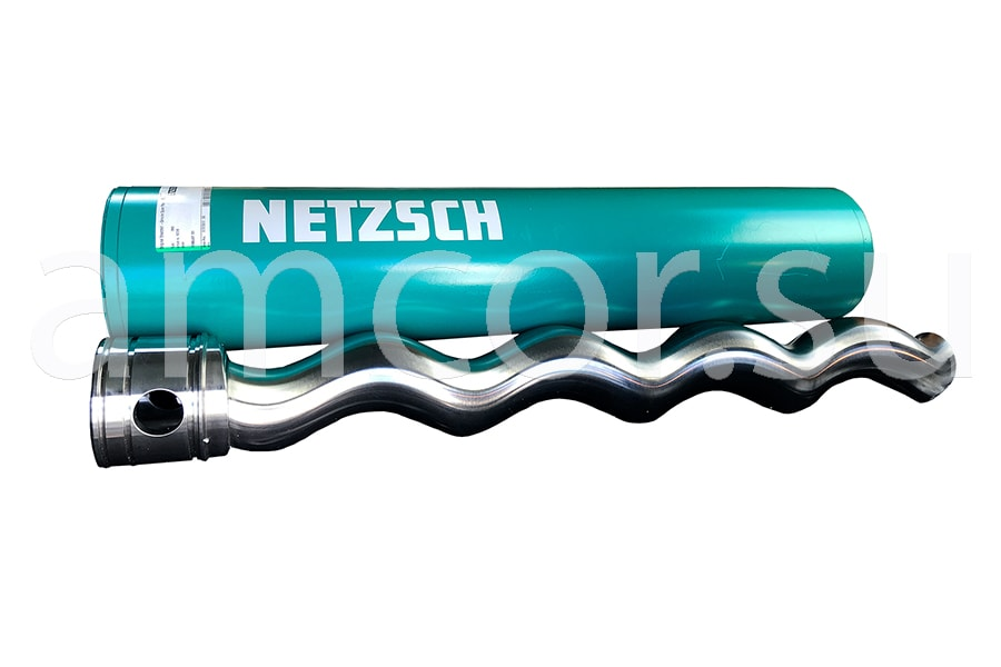 Заказать сервис и поставку ротора и статора Netzch в России и СНГ от официального производителя.