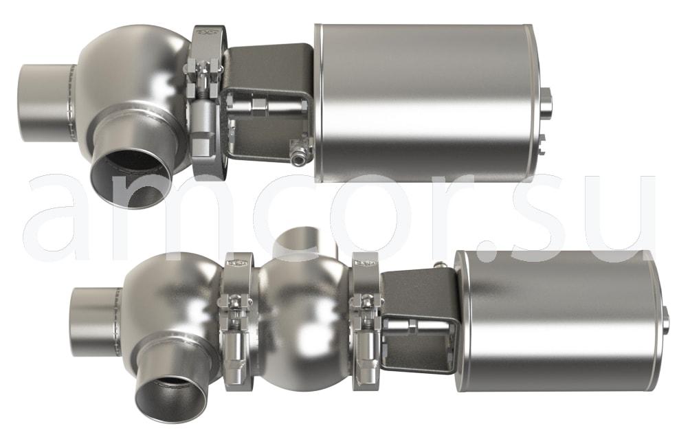 Заказать сервис и поставку односедельных клапанов Dixon в России и СНГ от официального производителя.