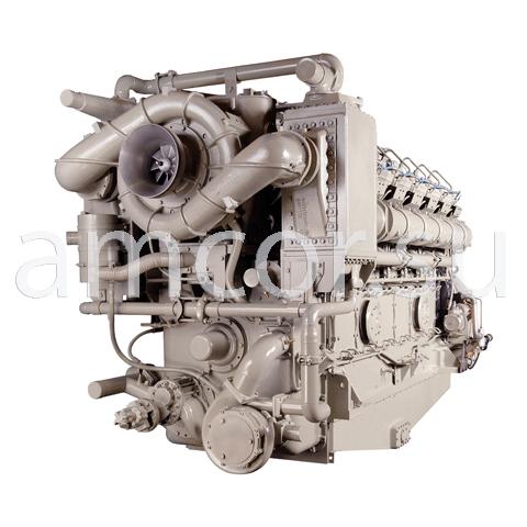 Заказать сервис и поставку двигателей V228 Wabtec в России и СНГ от официального производителя.