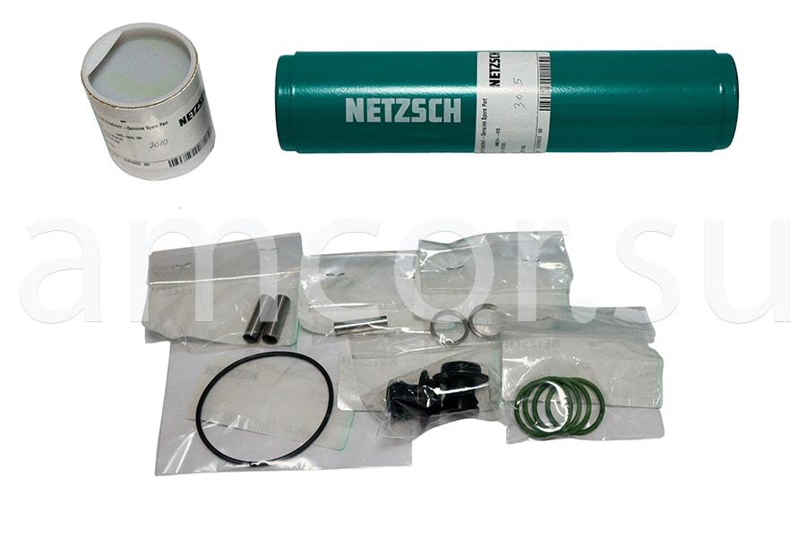 Заказать сервис и поставку запчастей Netzsch в России и СНГ от официального производителя.