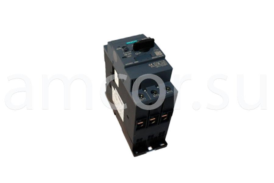 Заказать сервис и поставку выключателей для защиты электродвигателя Siemens в России и СНГ от официального производителя.