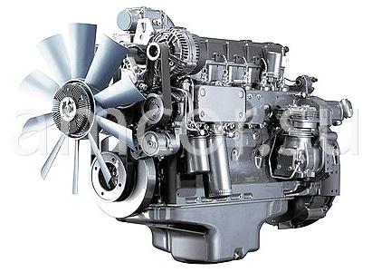 BF 6 M 2012 C - Deutz двигатели